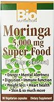 海外直送品Moringa Super Food, 5000 mg, 90 vcaps by Bio Nutrition Inc