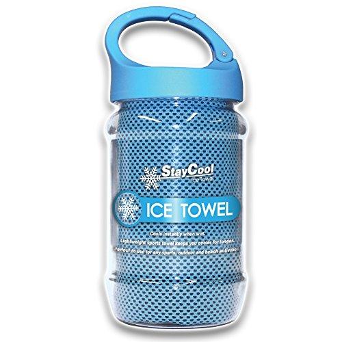 Bleiben Sie cool Ice Handtuch