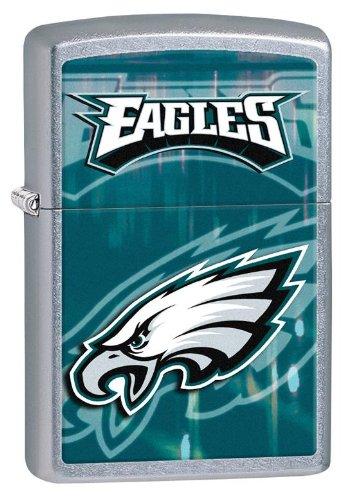 Personalized Zippo Lighter NFL Philadelphia Eagles - Free Laser Engraving