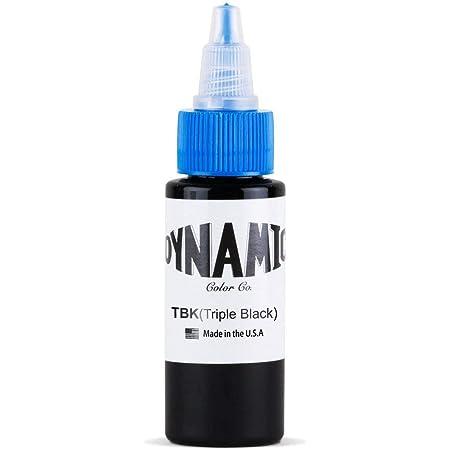 Dynamic Triple Black Tattoo Ink (Black 30 ml)