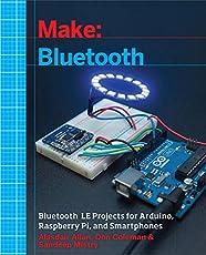 Image of Make: Bluetooth:. Brand catalog list of Make Community LLC.