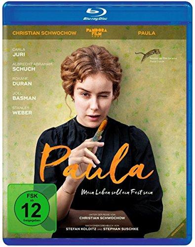 Paula - Mein Leben soll ein Fest sein [Blu-ray]