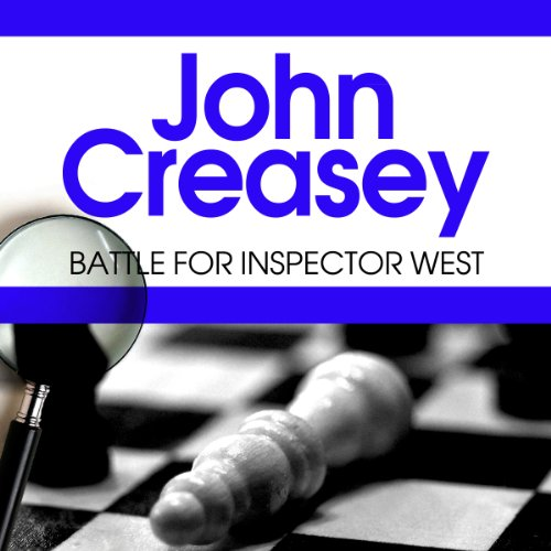 Battle for Inspector West cover art