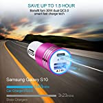 USB C Fast Car Charger Compatible for iPhone 12/Pro Max/Mini,iPhone SE 2020/11/XS/XR/X/8,Samsung Galaxy S21/S21+/S21 Ultra/S20+/S20 Ultra/Note 20,30W Power Delivery3.0,Cigarette Lighter PD Car Adapter