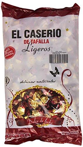 El Caserio - De Tafalla Ligeros - Caramelo de leche sin azúcares...