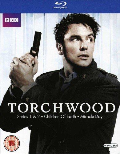Torchwood: Series 1-4