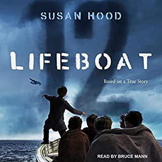 Lifeboat 12 audiobook cover art