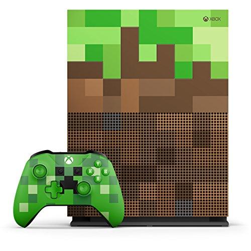 Acheter la Console Xbox One S 1TB LE Minecraft Édition Limitée - 8