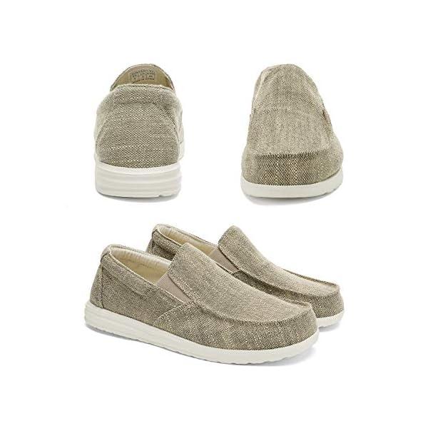 Bruno Marc Men's Slip On Loafer Walking Shoes