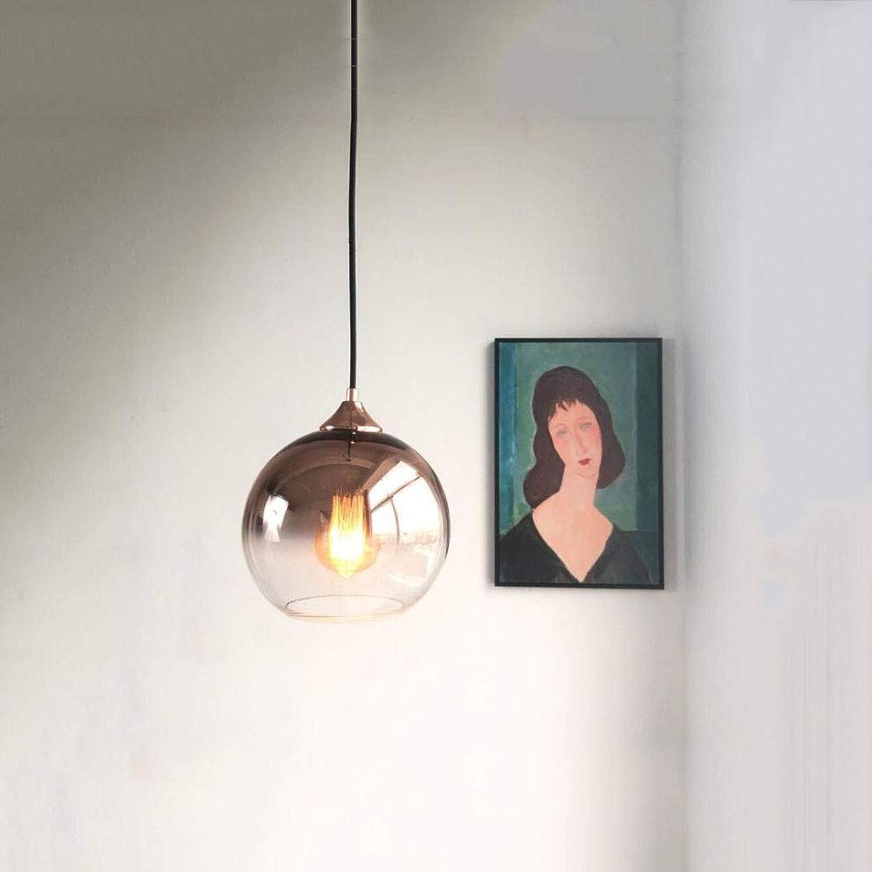 Suspension Sphérique Moderne Mode Yang L Simple Creative