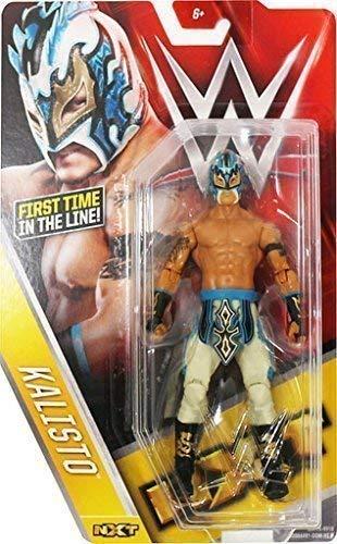 WWE KALISTO Basic-serie 60 - brandneu auf lager wrestling figur