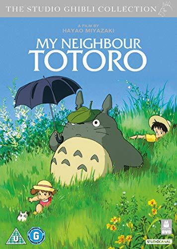 My Neighbour Totoro [DVD] [2017]