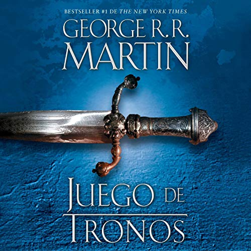 Juego de tronos [A Game of Thrones] audiobook cover art