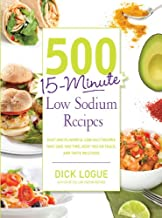 500 15-Minute Low Sodium Recipes PDF