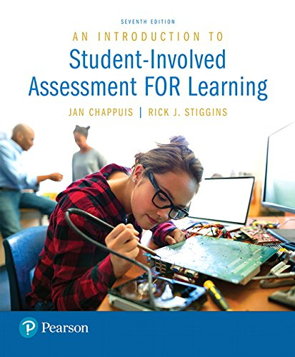Introduction to Student-Involved Assessment FOR Learning, An