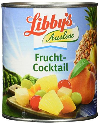 Libby´s Fruchtcocktail, 6er Pack (6 x 500 g)