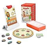 Osmo Pizza Co Coffret Complet-5 à 12 Ans-Compétences en Communication-et Base d'iPad mathématique Incluse, 901-00043