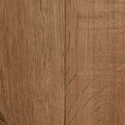 PVC Vinyl-Bodenbelag in Landhausdiele Natur | CV PVC-Belag verfügbar in der Breite 400 cm & Länge 250 cm | CV-Boden wird in benötigter Größe als Meterware geliefert | rutschhemmend