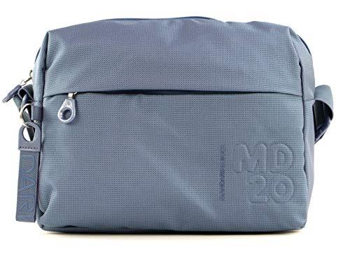 Mandarina Duck MD 20, Borsa Donna, MOONLIGHT BLUE, Taglia Unica