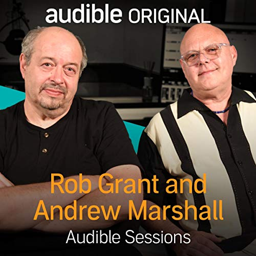 Rob Grant & Andrew Marshall audiobook cover art