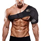 PainFX Shoulder Brace for Men with Rotator Cuff Support and Adjustable...