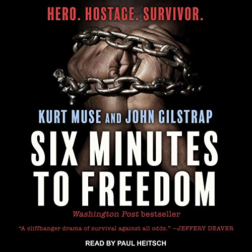 Six Minutes to Freedom audiobook cover art
