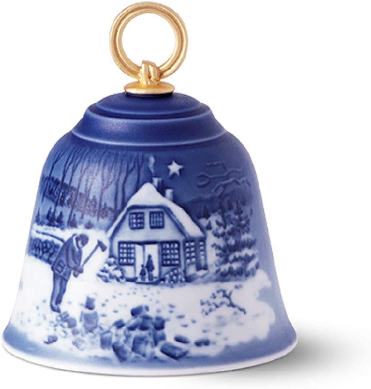 Royal Copenhagen Bing & Grondahl 2019 Collectible Christmas Bell
