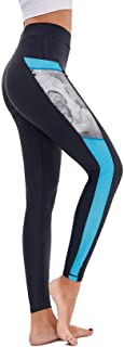Women's Surfing Leggings Swimming High-Waisted Tights UPF...