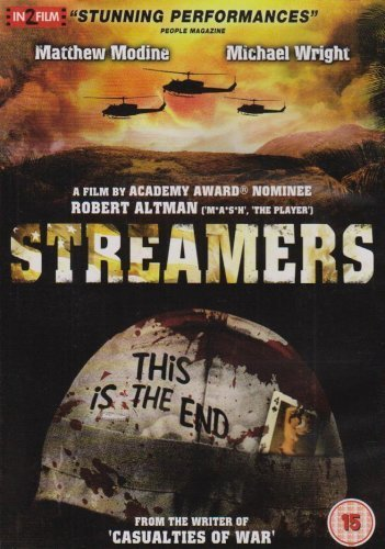 Streamers [Region 2] by Matthew Modine