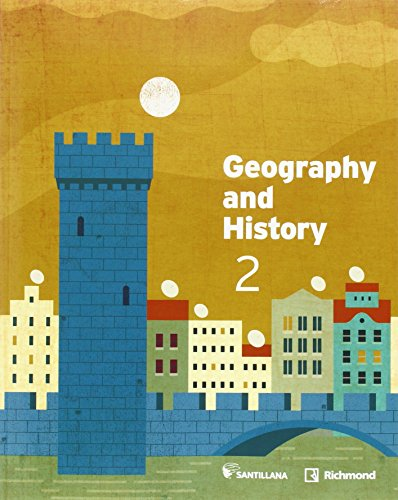 GEOGRAPHY AND HISTORY 2 ESO STUDENT'S BOOK - 9788468029146