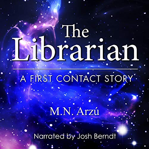 The Librarian: A First Contact Story  By  cover art