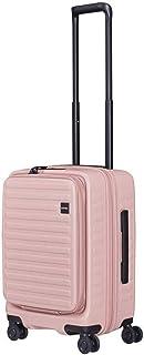 Lojel Cubo Carry On 54cm Hardsided Luggage - Rose