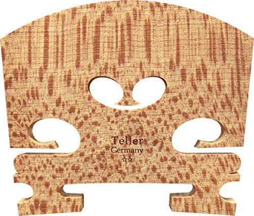 Aubert Violinsteg Standard zugeschnitten 3/4