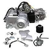 ZXTDR 125cc Engine 4 Stroke Motor Semi-Auto for Honda XR50 CRF50 XR CRF 50 70 SDG SSR 110 CT70 ST70 Dirt Pit Bike Motorcycle