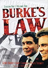 Best burke's law tv series Reviews