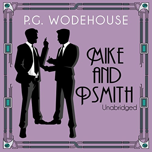 Mike and Psmith cover art