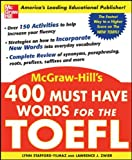McGraw-Hill's 400 Must Have Words For the TOEFL