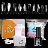 Best Gel Nail Kits - Beetles Nail Tips and Glue Gel Kit, 2 Review
