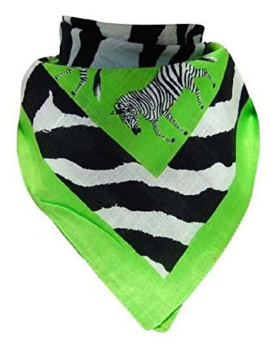 Stylische Bandana – Zebra