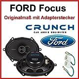 Ford Focus altavoz delantero altavoz para puerta trasera trasero