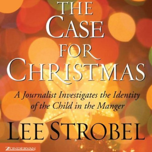 The Case for Christmas audiobook cover art