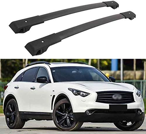 HEKA 5% OFF Cross Bars Roof Special Campaign Racks fit QX70 2014-2017 for Infiniti Lugga
