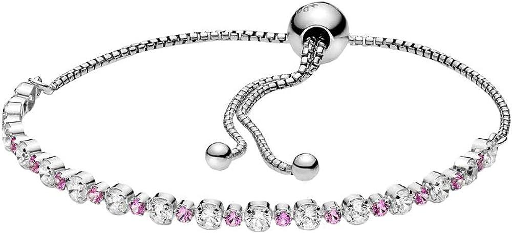 Pandora sparkle bracciale da donna in argento sterling 925 598517C02-1