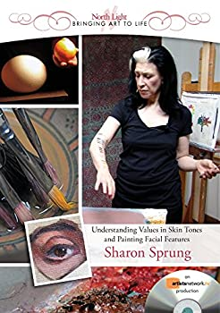 Understanding Values in Skin Tone and Painting Facial Features DVD