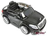 Mercedes S600 Kinder-Elektroauto, Luxuslimousine, 2x35 Watt, 5 km/h, Licht- & Soundeffekte