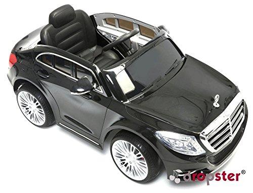Mercedes S600 Kinder-Elektroauto, Luxuslimousine, 2x35 Watt, 5 km/h, Licht- & Soundeffekte*