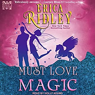 Must Love Magic cover art