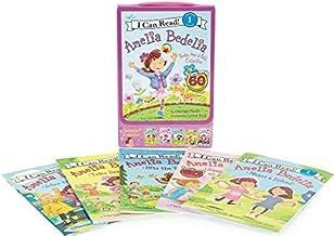 Amelia Bedelia I Can Read Box Set #2: Books Are a Ball (I Can Read Level 1)