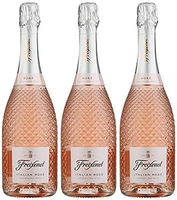 Freixenet Italian Sparkling Rose, Case of 3 x 75 cl