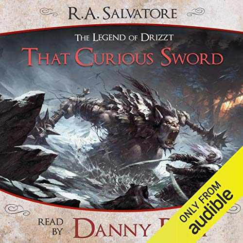That Curious Sword audiobook cover art